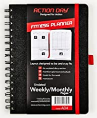 Action Day Fitness Planner – Undated…