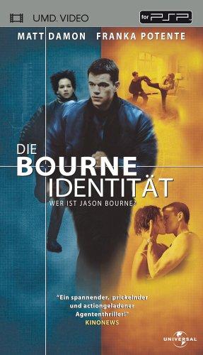 Die Bourne Identität [UMD Universal Media Disc]