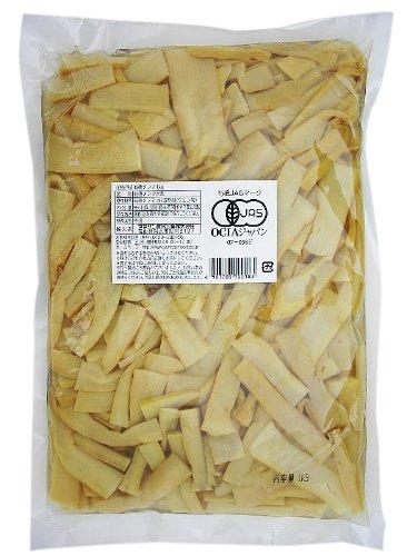 ヤマサン食品工業 有機メンマ 1kg
