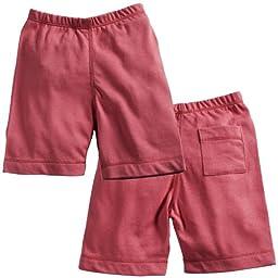Babysoy Soy Soft Shorts , Blossom 3-6 Months