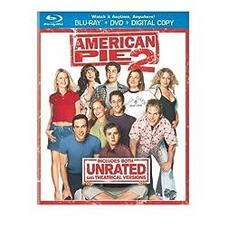 American Pie 2 (Blu-ray/DVD Combo + Digital Copy)