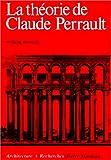 echange, troc Wolfgang Herrmann - La théorie de Claude Perrault