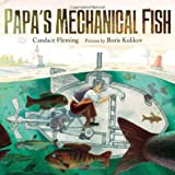 Papa's Mechanical Fish (0374399085) by Fleming, Candace