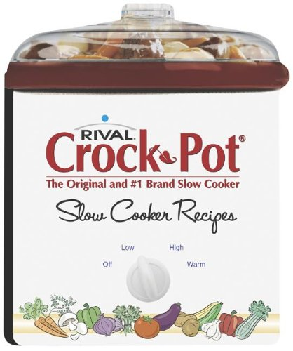 Rival Crock Pot Slow Cooker Recipes (Shaped Board Book)