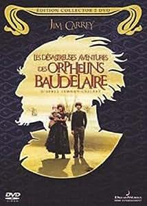 Les Désastreuses aventures des orphelins Baudelaire d'après Lemony Snicket [Édition Collector]