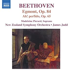 Beethoven Egmont Op84 Incidental Music To Egmont Ah Perfido Op 65 from Naxos