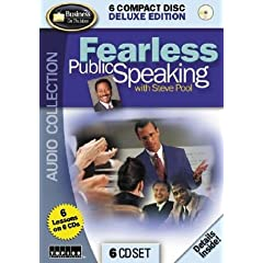 Fearless Public Speaking with Steve Pool Deluxe Edition