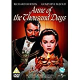 Anne of the Thousand Days [DVD][1969]by Richard Burton