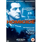 Homicide [DVD] [1991]by Joe Mantegna