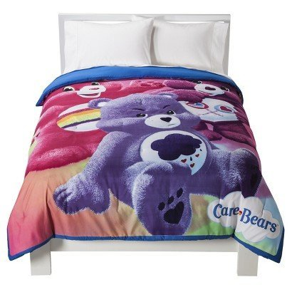 Care Bears Comforter Set - Twin/Full - Bed Accessories - Toddler Bedding - Bedroom Collection - This is everyday style that makes sense for your life and your home.