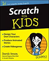 Scratch For Kids For Dummies Front Cover