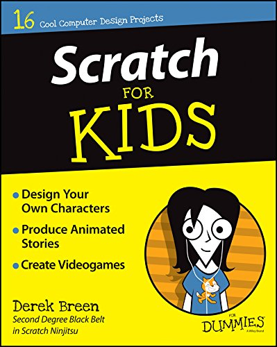 Download Scratch For Kids For Dummies