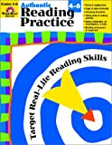 img - for Authentic Reading Practice, Grades 4-6 book / textbook / text book