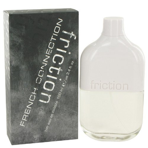 FCUK Friction by French Connection Eau De Toilette Spray 3.4 oz -100% Authentic by French Connection
