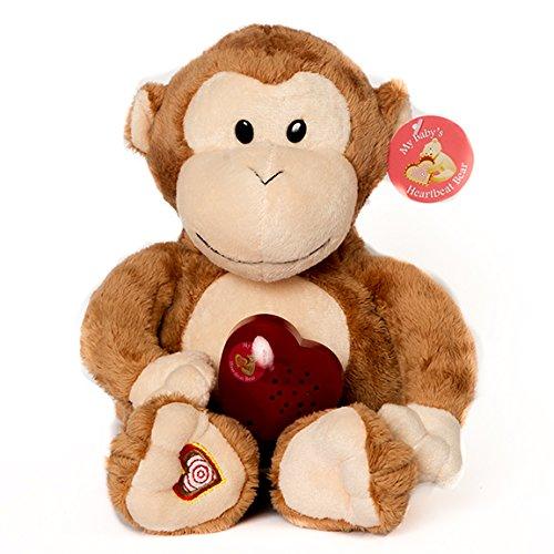 Lil' Monkey Heartbeat Bear Kit