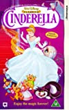 Cinderella (Disney) [VHS] [1950]