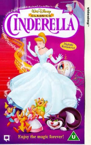 Cinderella [VHS] [1950]