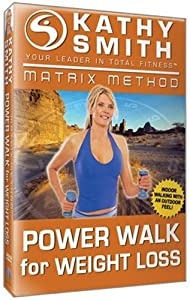 Kathy Smith: Matrix Method - Power Walk for Weight Loss