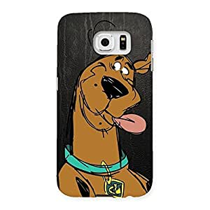 Cute classic Plut Back Case Cover for Samsung Galaxy S6