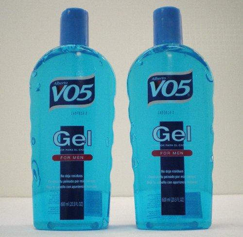 Hair Styling Gel For Men: @# For Him On Sales: Alberto Vo5 Hair Gel For Men, 20.3 Oz