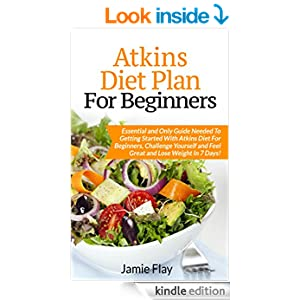 free atkins diet kindle books