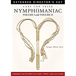 Nymphomaniac: Extended Director's Cut Volume 1 & 2