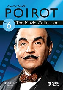 Agatha Christies Poirot Movie Collection Set 6 from ACORN MEDIA