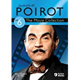 Agatha Christie&#39;s Poirot - Movie Collection - Set 6by Philip Jackson