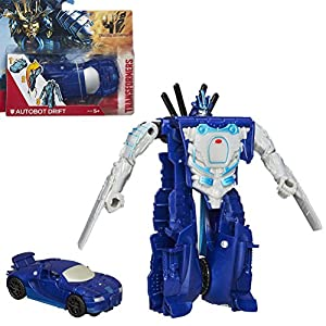 Figurine Transformers Autobot Drift