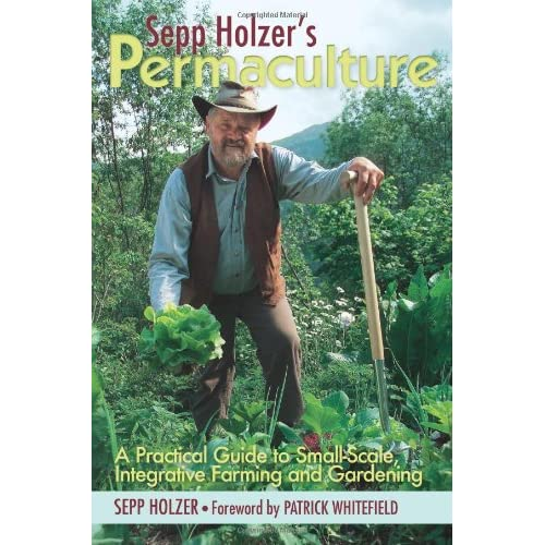 Backyard Permaculture Book : Permaground  Book  Sepp Holzers Permaculture, A Practical Guide to
