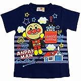 (バンダイ)BANDAI 半袖Tシャツ ベビー アンパンマン UV加工 綿100% ネイビー 90 ランキングお取り寄せ