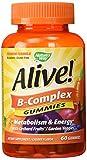 Alive B Complex Gummies 60 ct