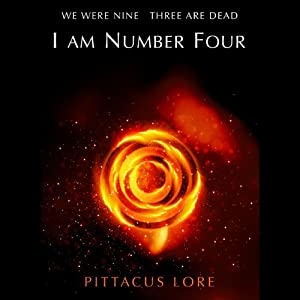 I Am Number Four: Lorien Legacies, Book 1 Audiobook
