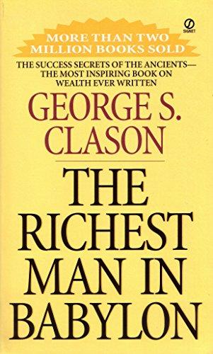 The Richest Man in Babylon, Clason, George S.