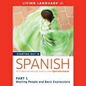 Starting Out in Spanish, Part 1: Meeting People and Basic Expressions |  Living Language