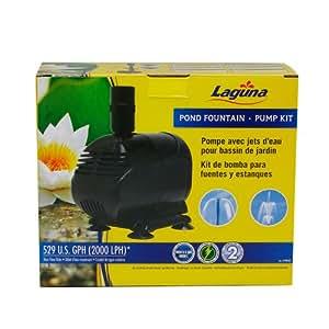 Laguna Pond Fountain Pump Kit 529 Gph Pet Supplies