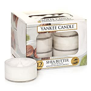 Yankee candle 1332217e lot de 12 bougies parfumees for Meuble yankee candle