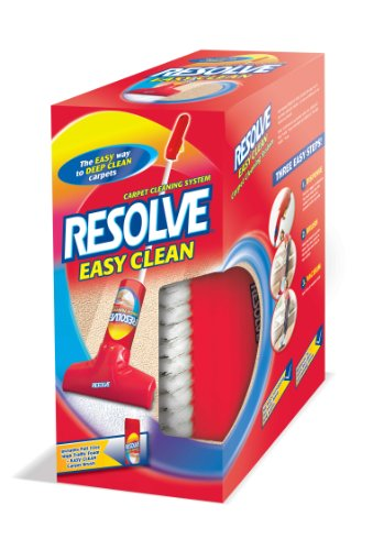 Easy Clean, Carpet Cleaning System