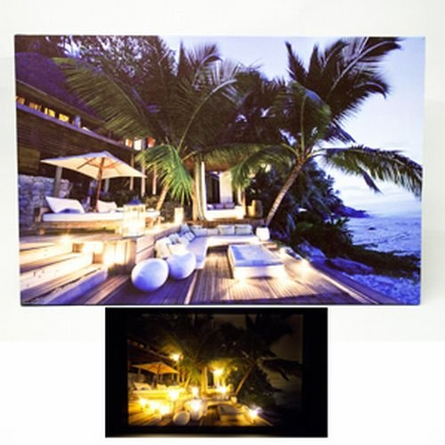 Led Canvas Pictures