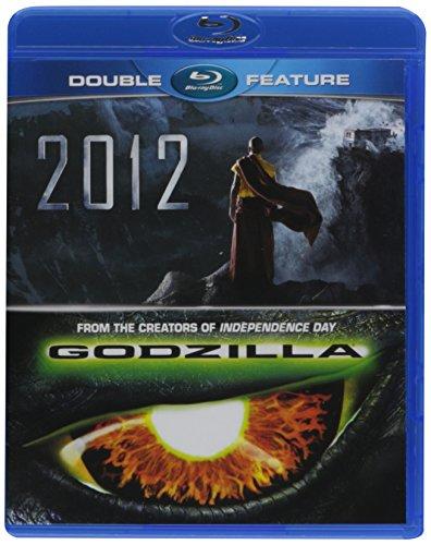 2012 / Godzilla (1998) - Set [Blu-ray]