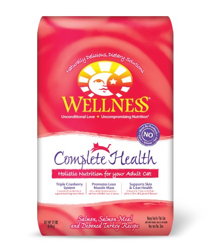 Wellness Dry Cat Food Calories