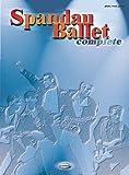 Spandau Ballet Complete Pvg Book