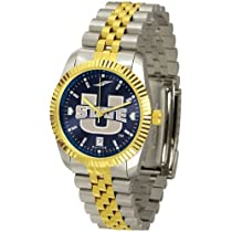 "Utah State Aggies NCAA AnoChrome ""Executive"" Mens Watch"