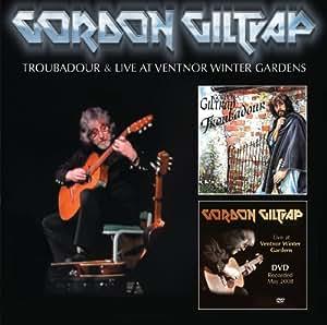 Troubadour + Live At Ventnor Winter Gardens