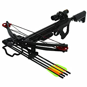 PSE Smoke Crossbow Package, 180-Pound by PSE