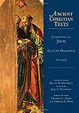 Commentary on John, Volume 2