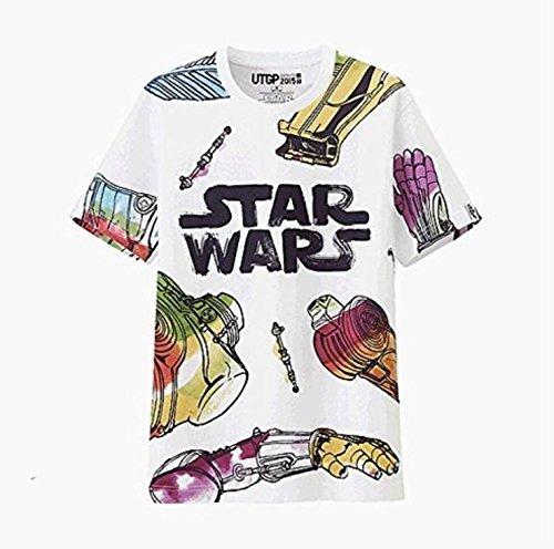 UT ユニクロ UNIQLO × スターウォーズ コラボ Tシャツ C-3PO L サイズ