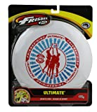 Wham-O UPA Frisbee 175g Ultimate Disc White Red