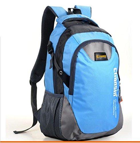 "Chansin (45x10x33 cms), 14"" inch, 30 Liters Nylon/Polyester waterproof laptop IPAD magazine bag"