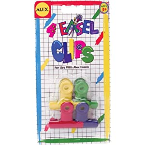 4 Easel Clips